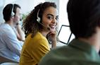 Quais recursos auxiliam a administrar um call center?