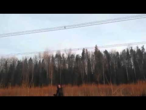VIDEO: High Tension Power Lines  Shorts Out By Some Idiots