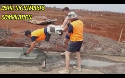 VIDEO: OSHA Nightmares Compilation
