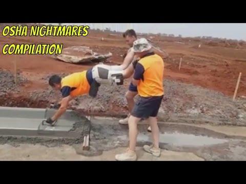 VIDEO: OSHA Nightmares Compilation