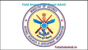 field-ammunition-depot-admit-card