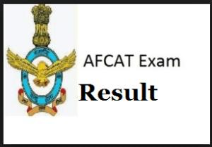afcat-1-result