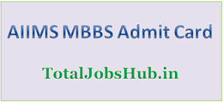 aiims-mbbs-admit-card