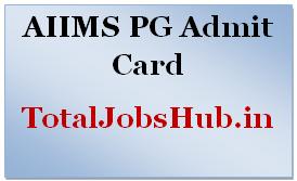 aiims-pg-admit-card