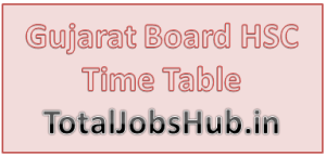 gujarat-board-hsc-time-table