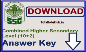 ssc-chsl-answer-key