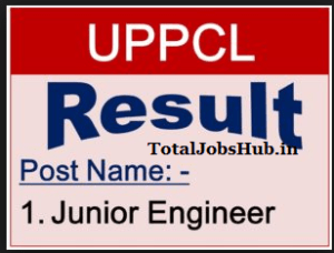 uppcl-junior-engineer-result