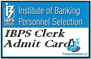 ibps-clerk-admit-card