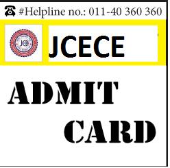 jcece-admit-card