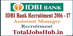 idbi-bank-assistant-manager-recruitment