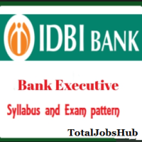 idbi-bank-executive-syllabus