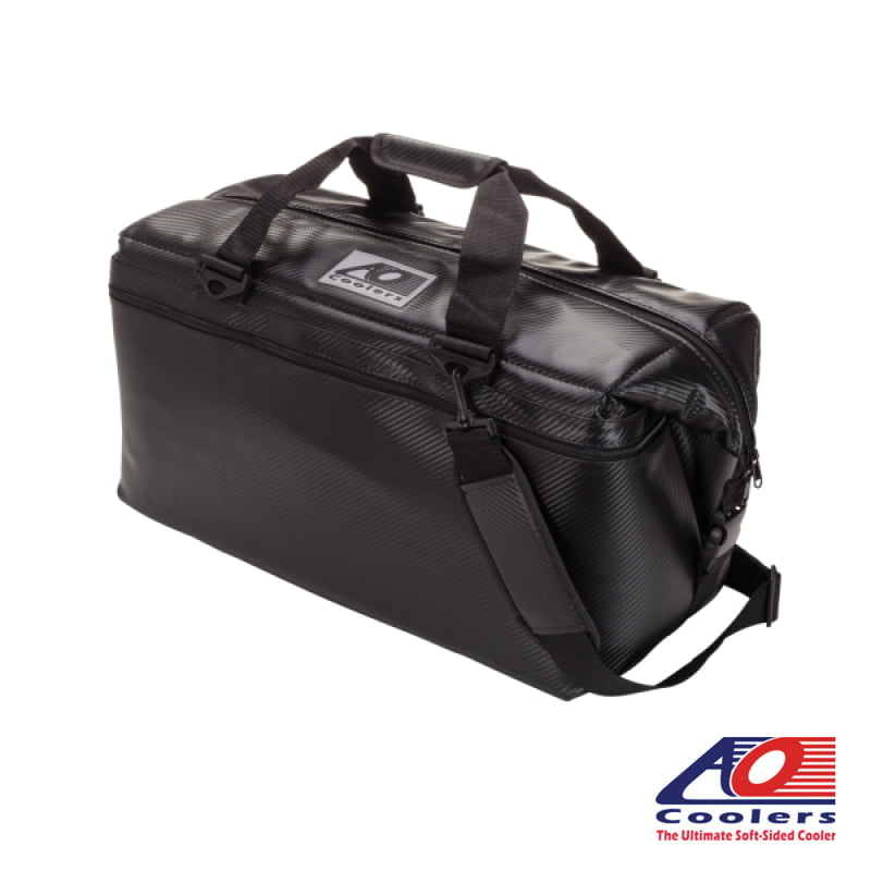 36 Can AO Coolers Carbon Cooler Bag