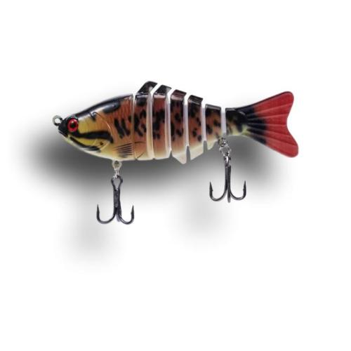 Multi-Joint Swimbait