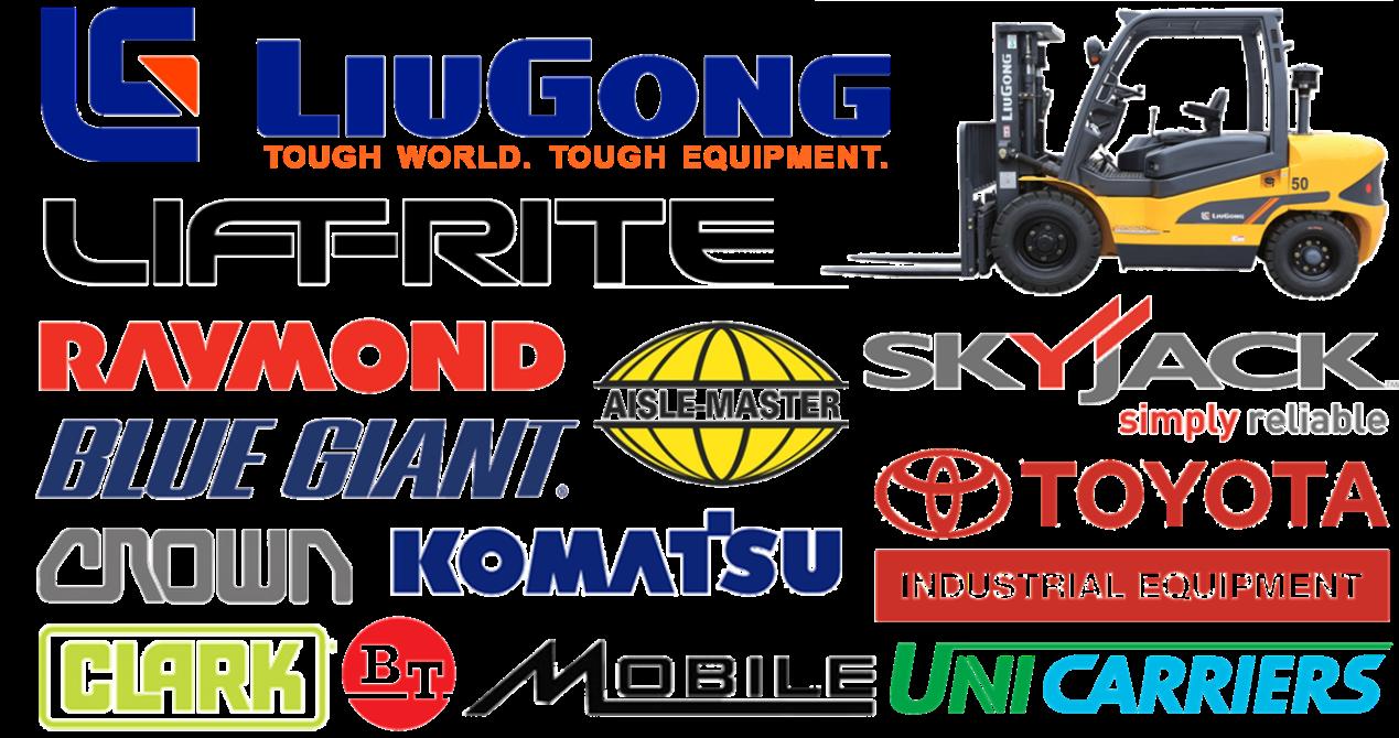 Forklift Logos
