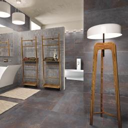 metal black metallic italian porcelain wall floor tiles 30 8 x 61 5 cm