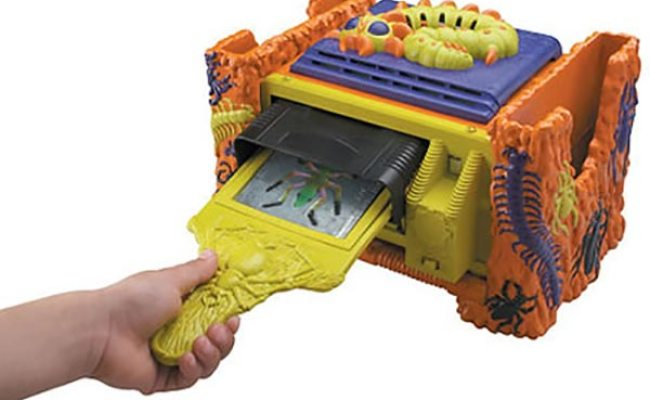 Creepy Crawlers Totally 90s