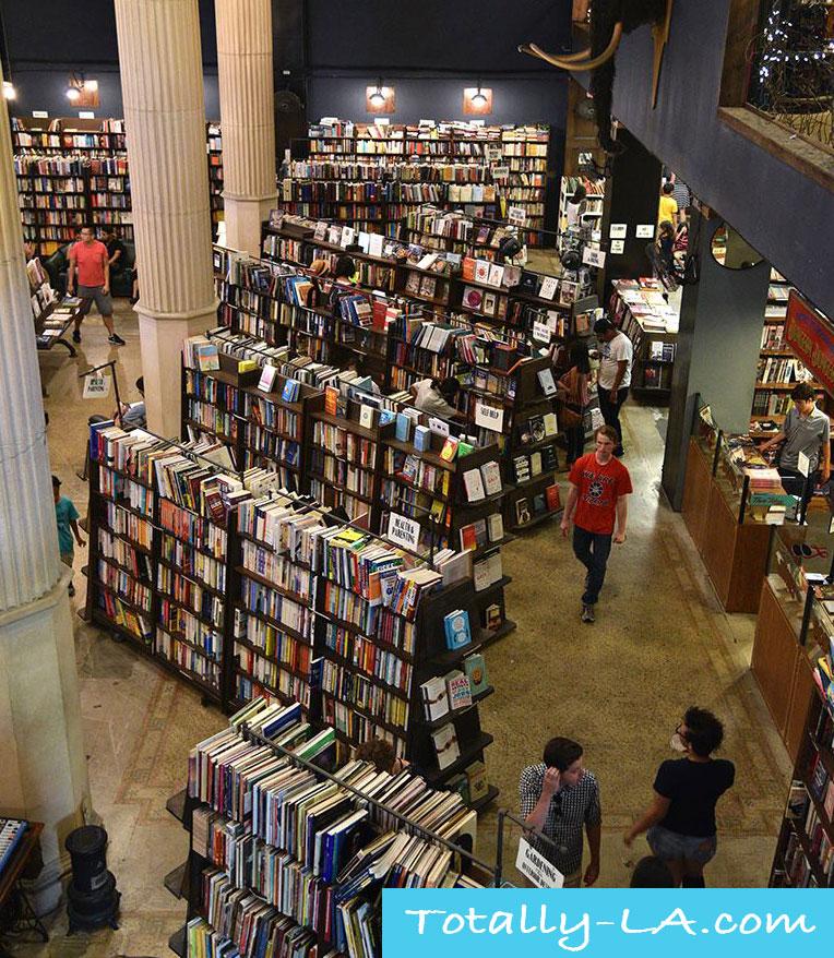 LA Bookstore