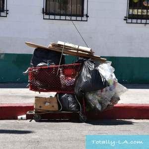 LA rental crises, homelessness