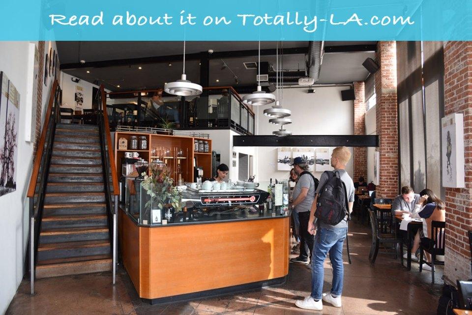 Silver lake Coffee shop