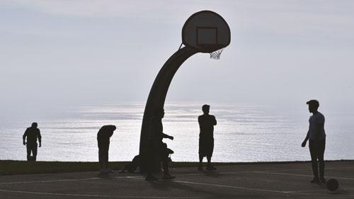 San Pedro Basketball