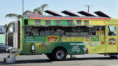 Los Angeles Food Trucks