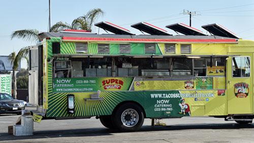 Los Angeles Food Trucks