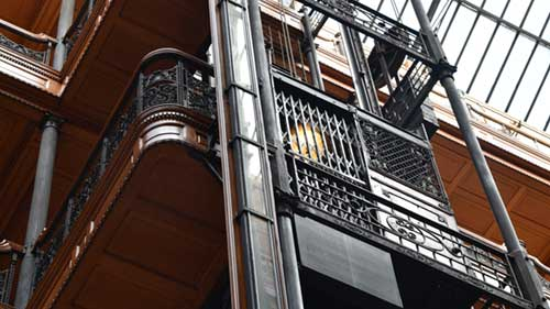 Historic Bradbury Building