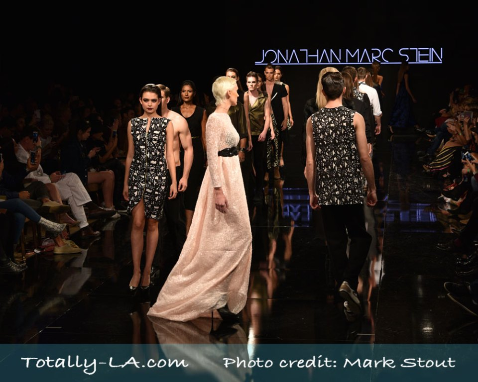 Los Angeles Fashion Industry