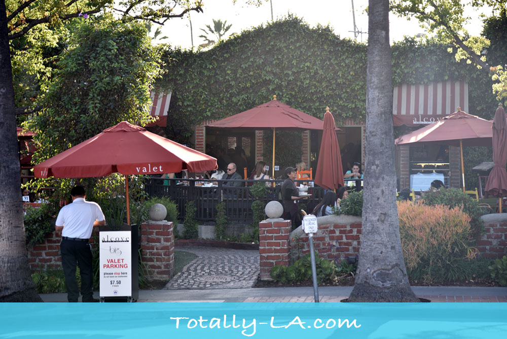 los feliz restaurants