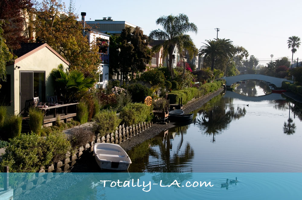 Historic Venice Canal District