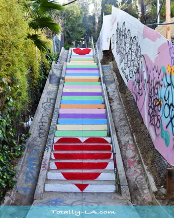 LA Staircases