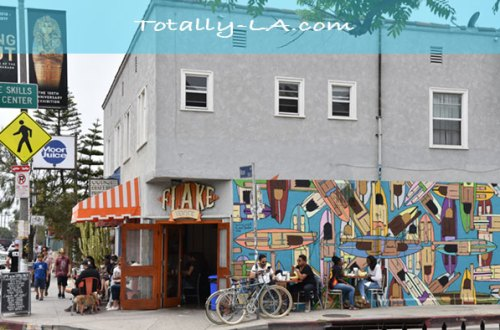 LA restaurant guide