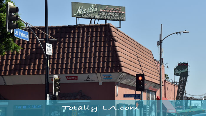 Miceli's Restaurant Hollywood