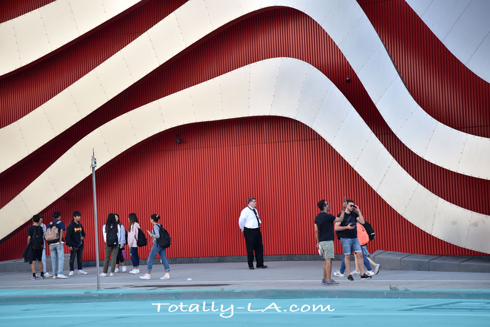 LA Tourist Attractions