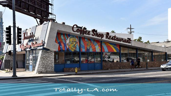 LA film location