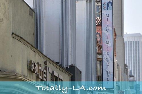 LA toy Store