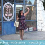 Miss Kitty Fairlane in LA