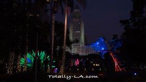 In LA