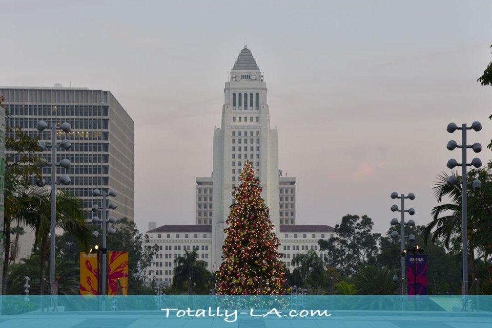 Grand Park Christmas
