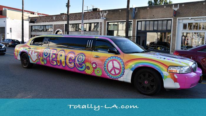 peace limo