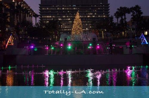 Grand Park Christmas Tree