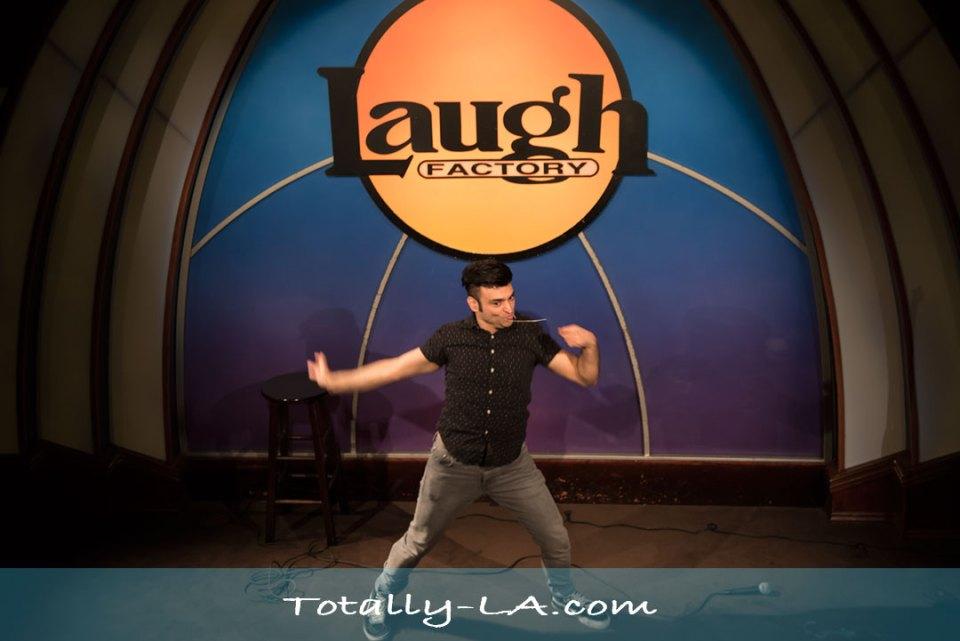 LA comedy clubs