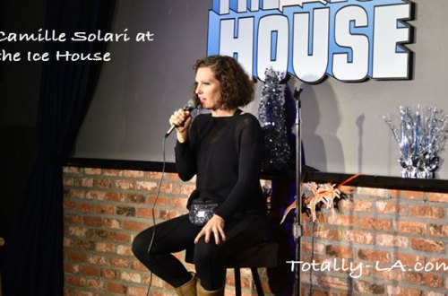 Camille Solari Stand Up Comedy
