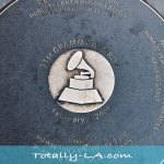 Grammy Walk of Fame at LA Live