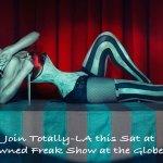 Freak Show Globe Theatre