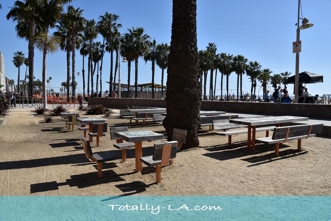 Santa Monica Chess Park