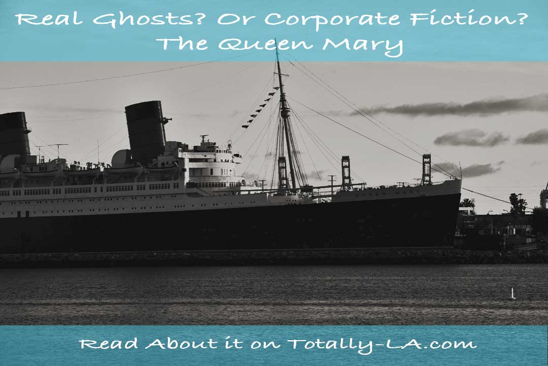 Haunted Queen Mary