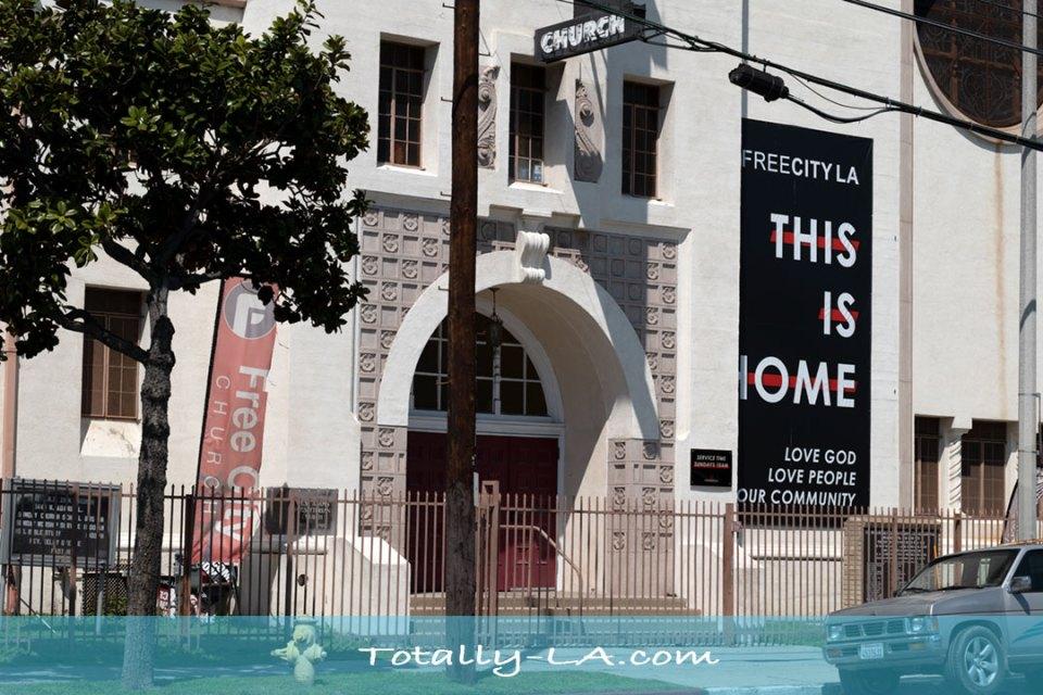 LA church