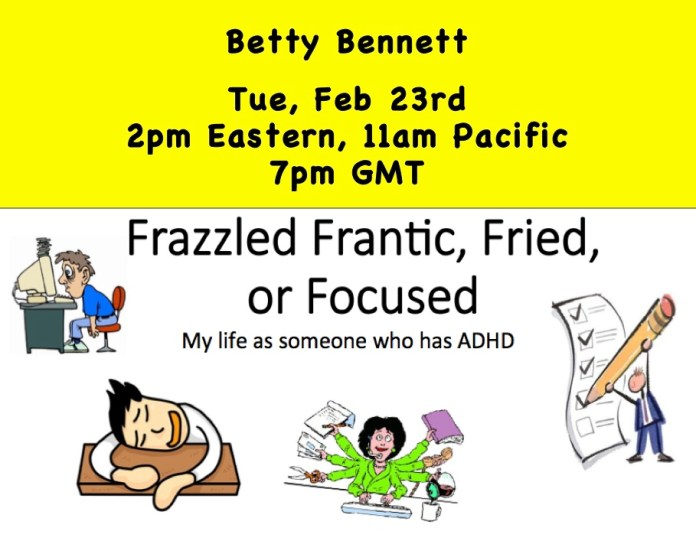 Betty Bennet live chat