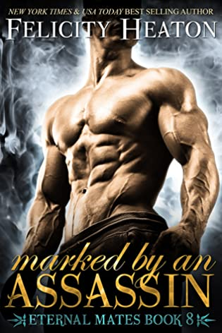 Review : Marked by an Assassin by Felicity Heaton